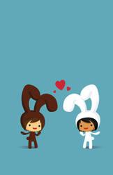 Hunny Bunny v2 by Kurokengo