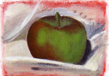 apple by SerenityDisrupt