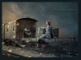 Wagon by DeniseWorisch