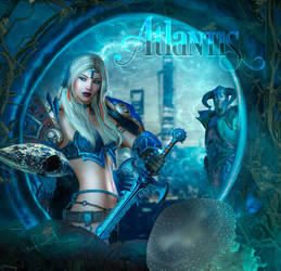 Atlantis by DeniseWorisch