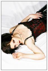 Dark Lady Portrait by ht82