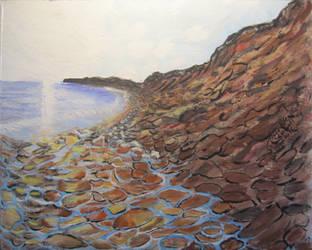 Argyle Shore by PEISeaChange