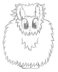 Fluffle Puff by UnlicensedBrony