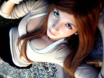 Ginny Weasley by Kokorichaaan