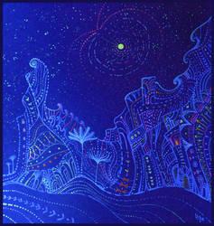 Astral City by itokashi