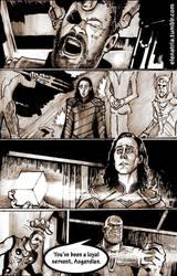 Thorki: his brother's legacy 1 by ElenaTria