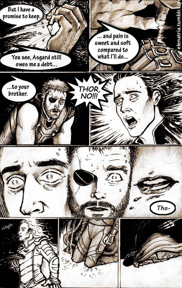 Thorki: his brother's legacy 2 by ElenaTria