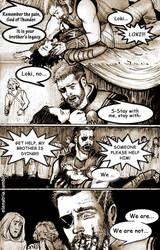 Thorki: his brother's legacy 3 by ElenaTria