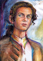 young Will Tavington by ElenaTria