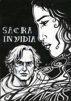 Frollo: Sacra Invidia by ElenaTria