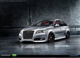 Audi A3 Sportback by Johnny-Designer