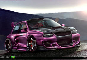 Golf Extreme Tuning (end) by Johnny-Designer