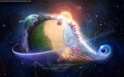 surreal world by Johnny-Designer