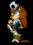 Chonik the Porcopine by kagurasancosplayer