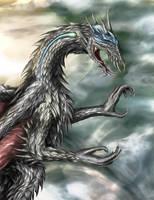 OrmDragon by OrmIrian