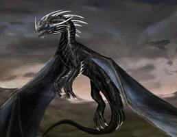 Horndragon by OrmIrian