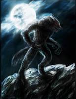Werewolf by OrmIrian