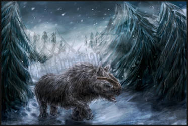 Wandering Alone by OrmIrian