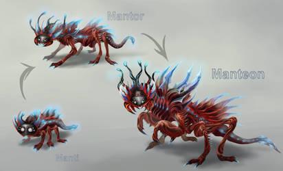 Magnus Concept - Manteon by OrmIrian
