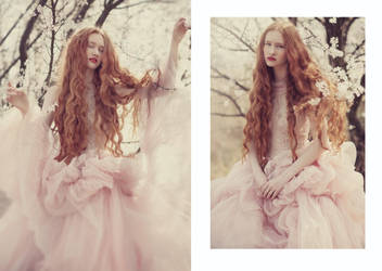 She comes in Spring by Voodica