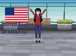Kisakae Girls Around the World - USA by Nemoleegreen343