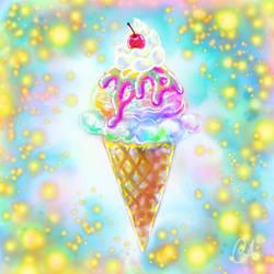 The Perfect Ice Cream by FollowsChalk
