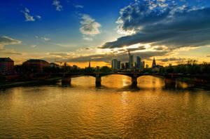 Golden River by deoroller