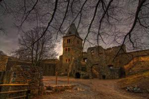 Castle Frankenstein by deoroller