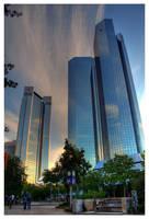 Deutsche Bank by deoroller