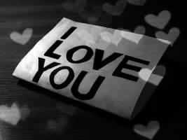 I love you by sunshinekidd