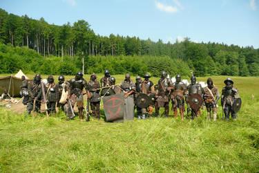 KRUX klan with friends by Gadyn