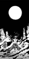 son goku by scary-PANDA