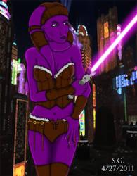 Twi'lek Jedi by SoSilk
