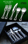 Arts and Crafts Flatware by TomWilcox
