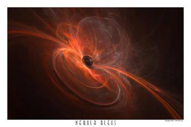 Nebula Oleus by TomWilcox