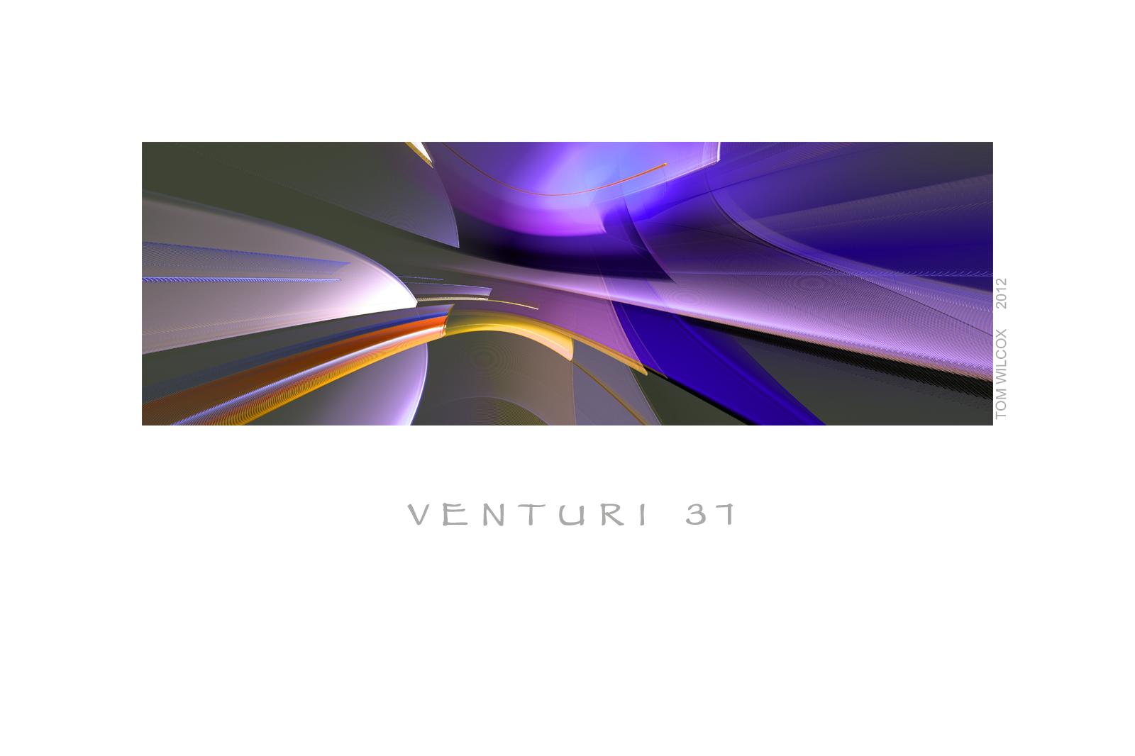 Venturi 37 by TomWilcox