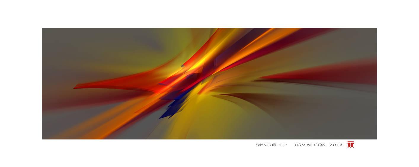 Venturi 41 by TomWilcox