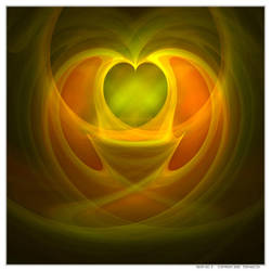 Heart No. 3 by TomWilcox