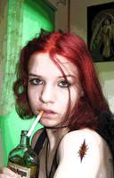 Redhead by TomWilcox