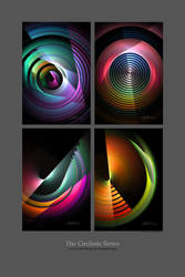 The Circlistic Series by TomWilcox