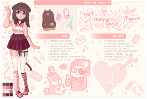 Meet The Artist by Myuwa