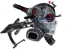 Skull Machine by Hoshikage869