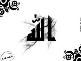 ALLAH. by H-N