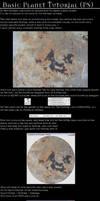 Planet Tutorial - Photoshop by zulamun