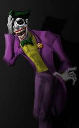 Joker by Royalty-Doc