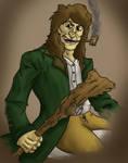 Bullroarer Took by Royalty-Doc