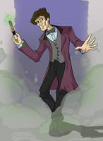 11th Doctor by Royalty-Doc