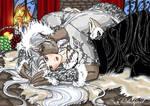 Dorenlorien and Cirdelandril by Blackfiriel