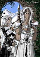 Cirdelandril's family by Blackfiriel