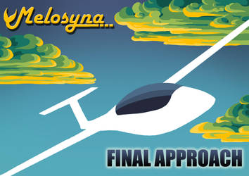 Final Approach Cover Art by Melosyna